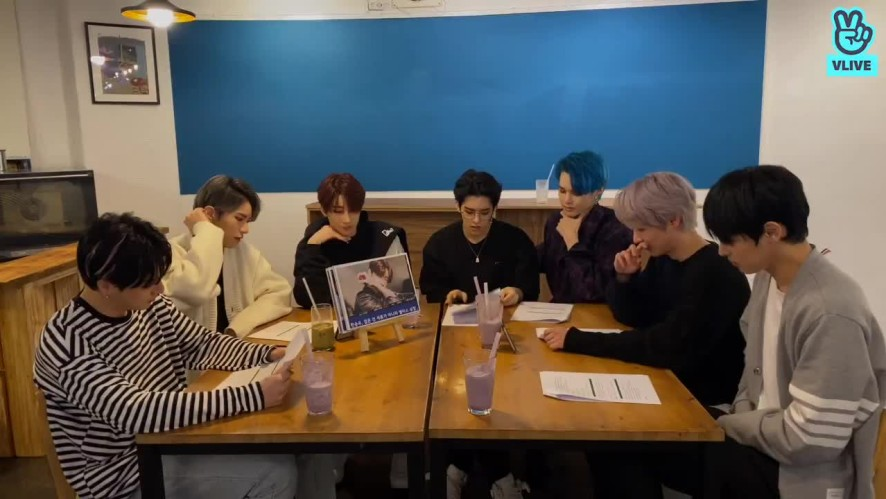 VICTON's 2020 What Time News Room! Part Two