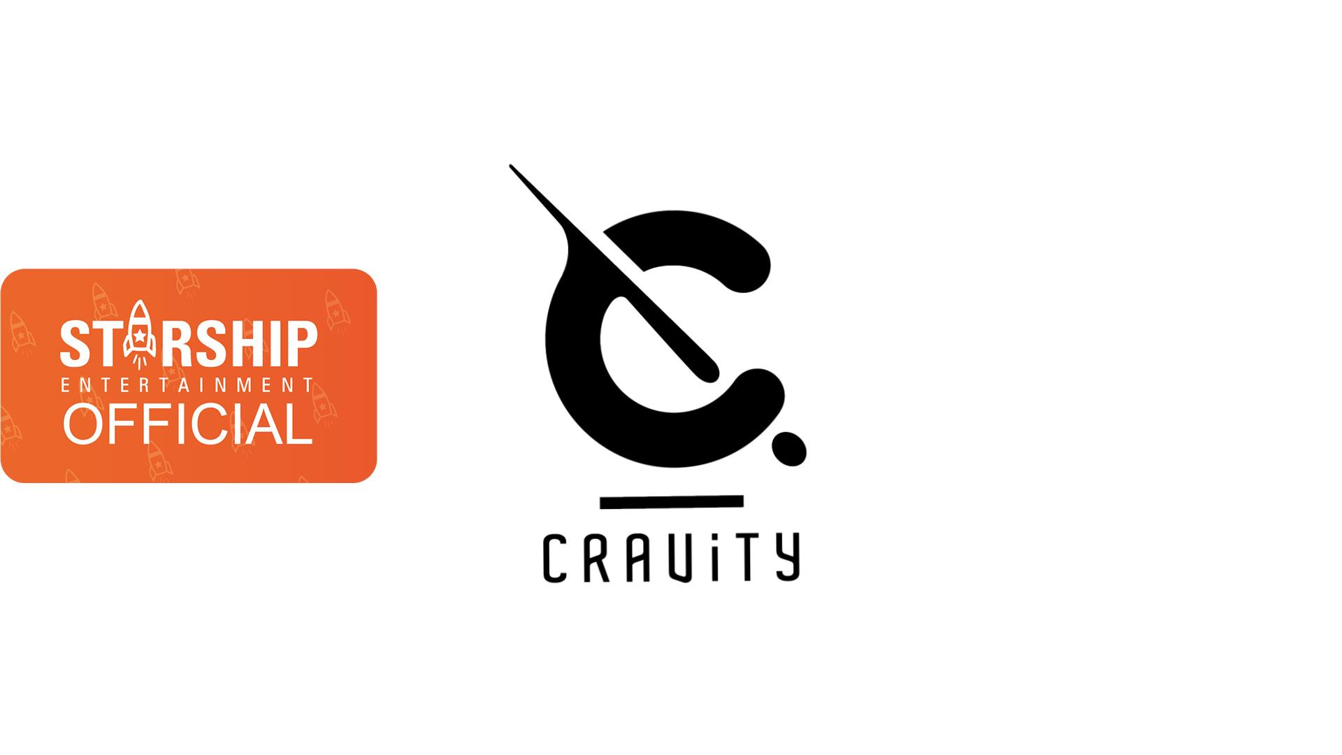 CRAVITY (크래비티) OFFICIAL LOGO MOTION