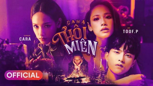 CARA - THÔI MIÊN I Official MV