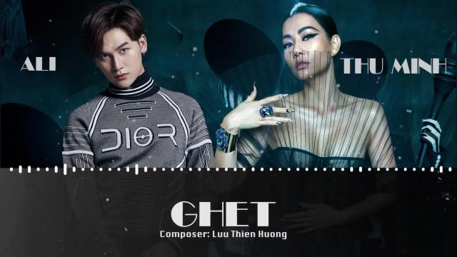 Thu Minh feat Ali Hoàng Dương - Ghét (Lyrics Video)