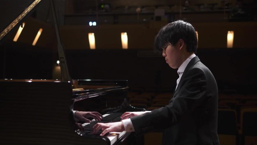 [연주영상] Piano 최이삭 <제2회 클래식아티스트리그 피아노 프로페셔널 결선>