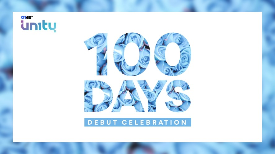 100 DAYS DEBUT CELEBRATION