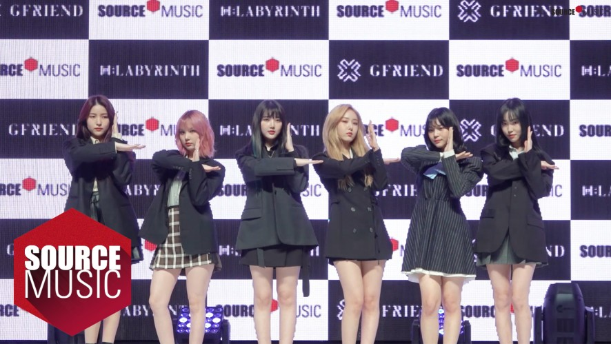 [Special Clips] '回:LABYRINTH' Showcase Behind - GFRIEND
