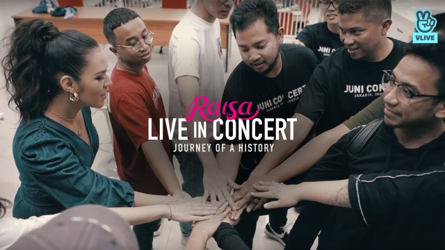 Raisa Live in Concert 2020: Journey of a History Eps. 1