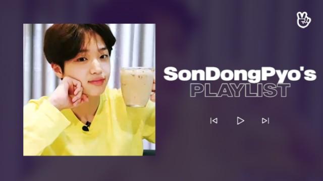 [VPICK! Playlist] SonDongPyo's Play List🐧🎶