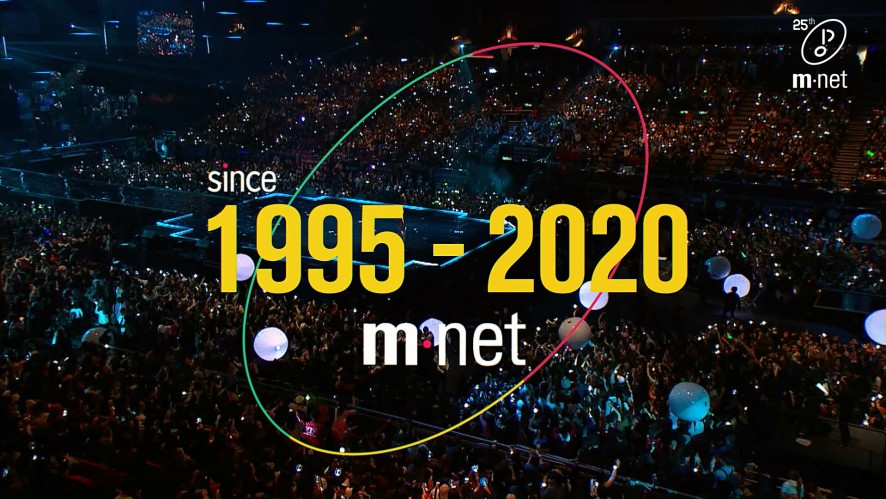 [Mnet] Music Network Mnet, Since 1995 to 2020