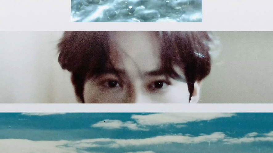 SUHO 'Self-Portrait' Mood Sampler #3