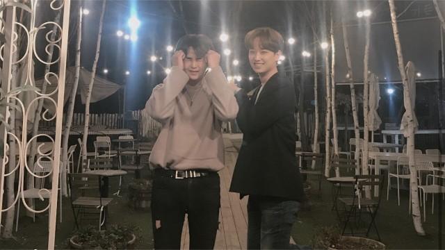 광현 and 나우 (feat.몰래온손님)