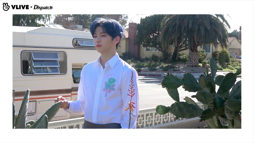 "[ⓓxV] ""Why DANIEL is happy in LA"" (KANG DANIEL)"