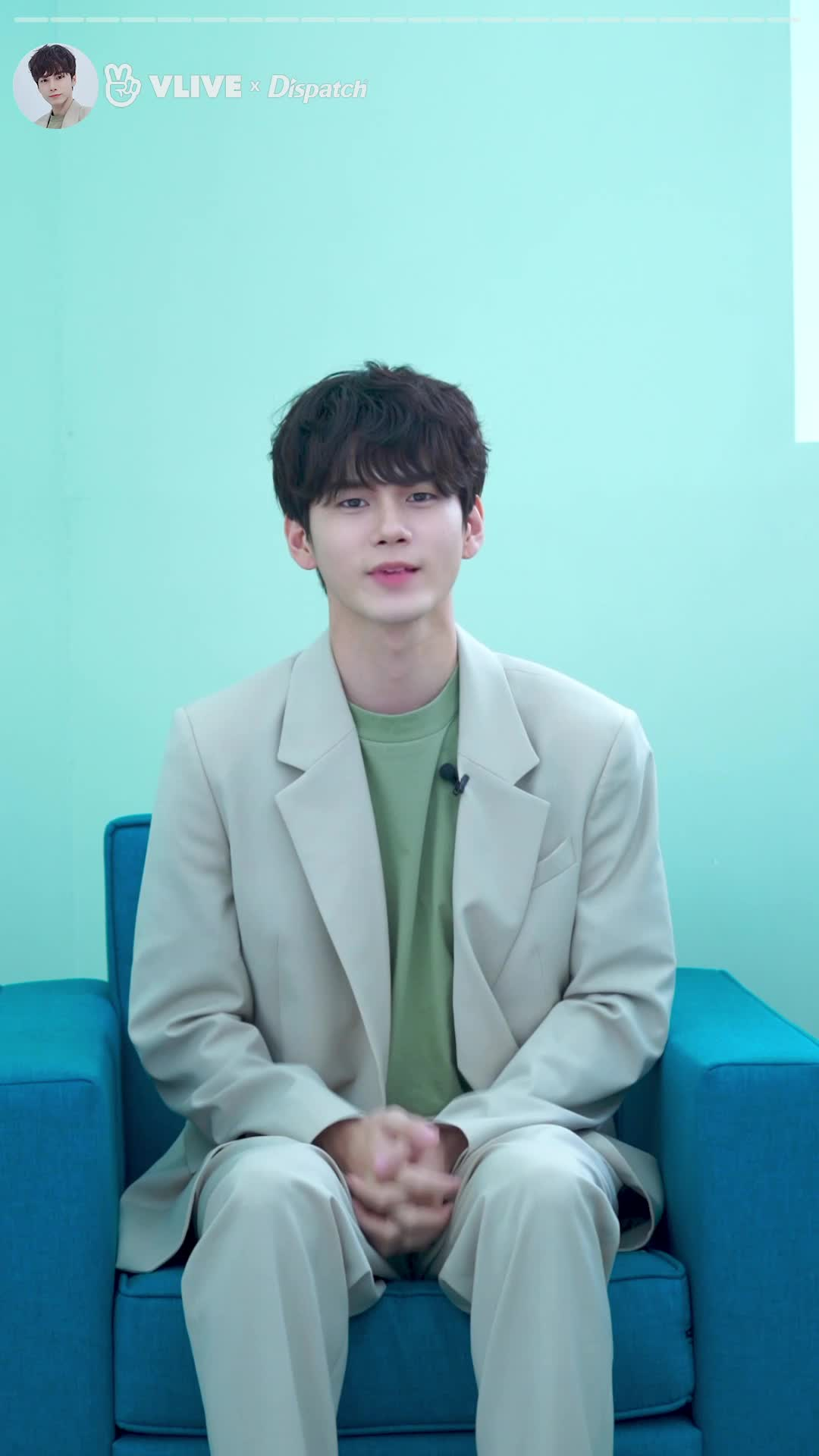 "[ⓓxV] ""떵우의 TMI가 알고싶다""┃미니 인터뷰 (옹성우 : ONG SEONG WU)"