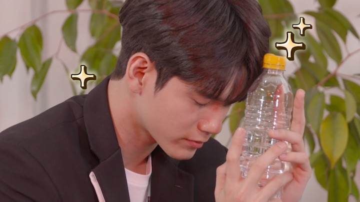 [ONG SEONG WU] 이젠 떵우가 만물의 중심❗️ 지옹설이 대세다🌏 (SEONGWU talking about his new album)