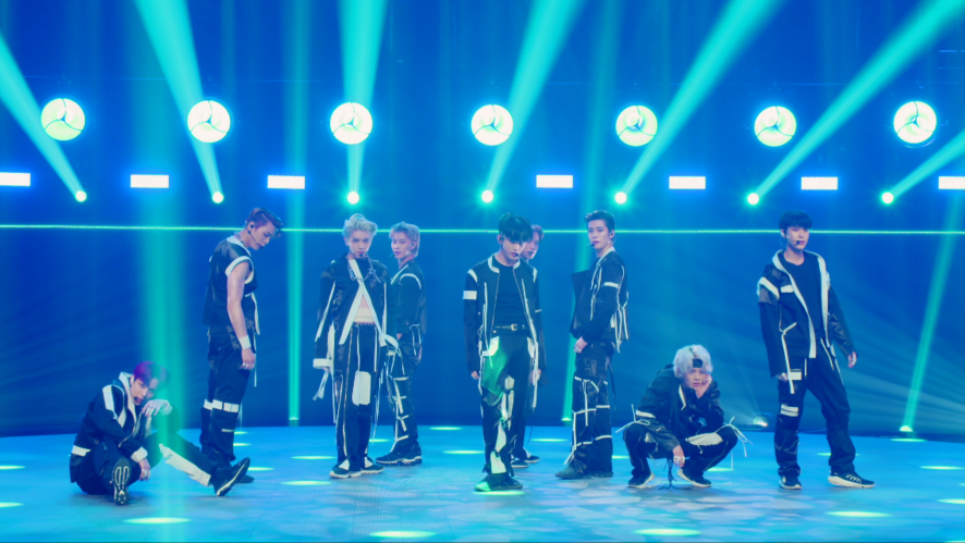 [Center Cam] NCT 127 엔시티 127 '영웅 (英雄; Kick It)' @NCT 127 THE STAGE (FIGHTER Ver.)