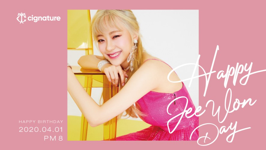 Happy Jeewon's Day🎂