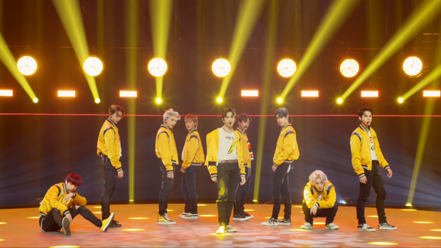 [Center Cam] NCT 127 엔시티 127 '영웅 (英雄; Kick It)' @NCT 127 THE STAGE (SQUAD Ver.)