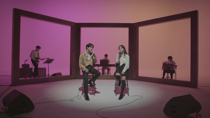 SUHO 'For You Now (Feat. Younha)' Live Session