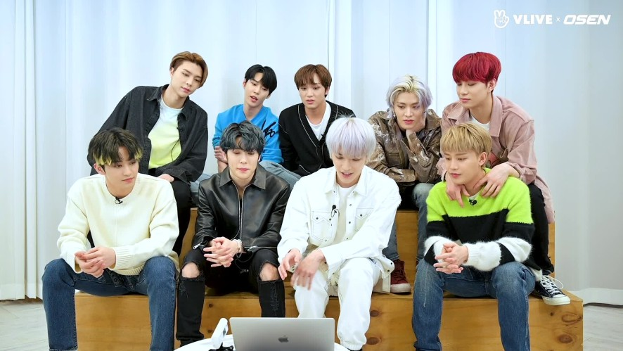 """NCT 127, """"Kick It"""" MV commentary """"Behind the scenes"""" #Star Road 02"""