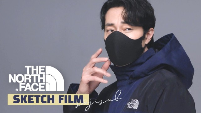 [소지섭] 노스페이스 화보 촬영 현장 _ SKETCH FILM