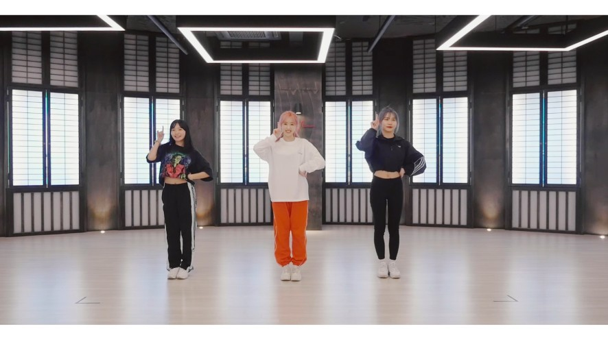 [Special Clip] 보라미유 - 10분 전 Dance Practice