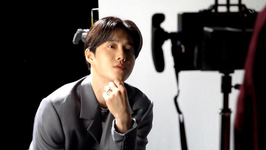 SUHO 'Let's Love' MV Making Film