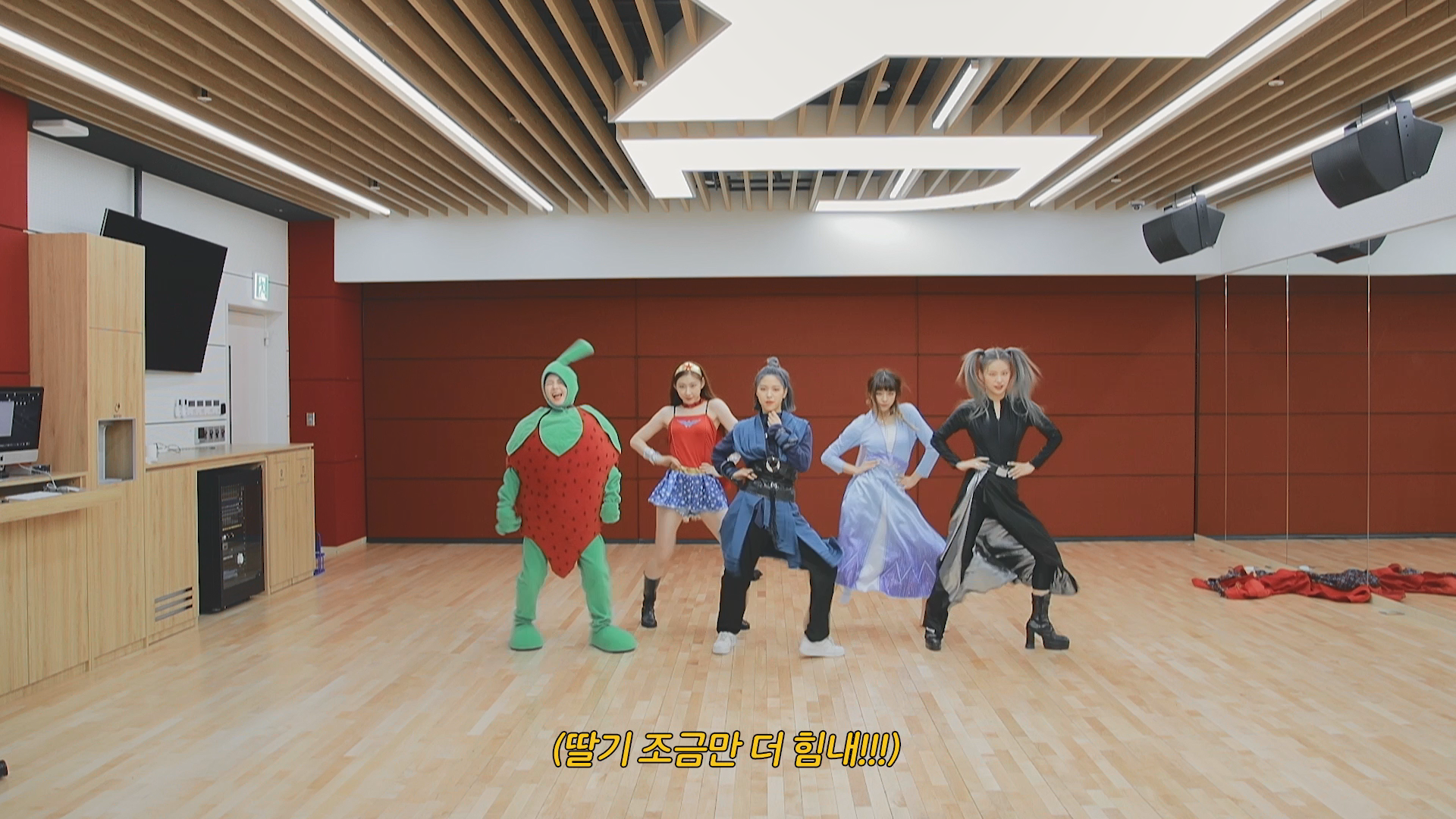 "ITZY(있지) ""WANNABE"" Dance Practice (HERO Ver.)"