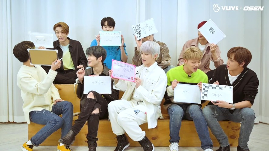 Who does NCT 127 think is the goofiest member? #Star Road 03
