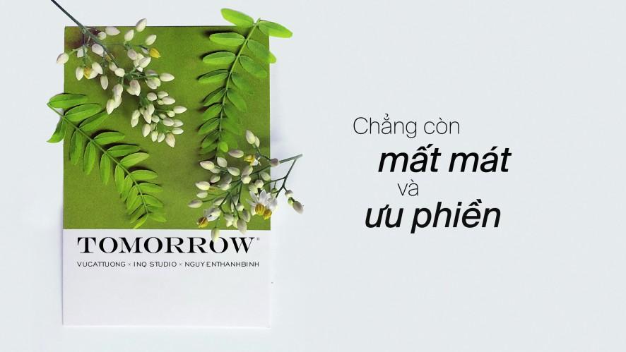 Tomorrow - Vũ Cát Tường (Lyric video)
