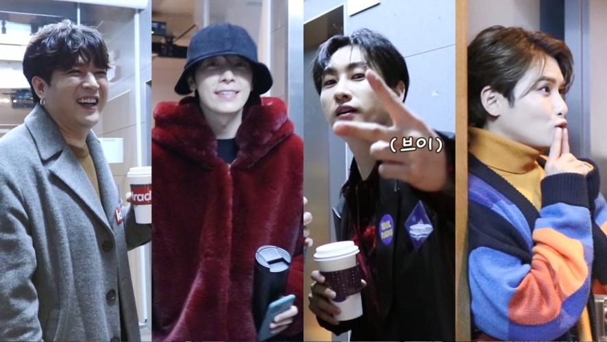 [Cuteness Overload]ep486 Super Junior BEHIND Super Legend YAO!