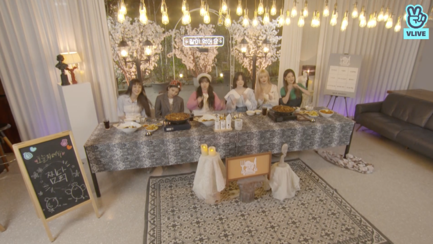 [Full] (G)I-DLE X Eating Show