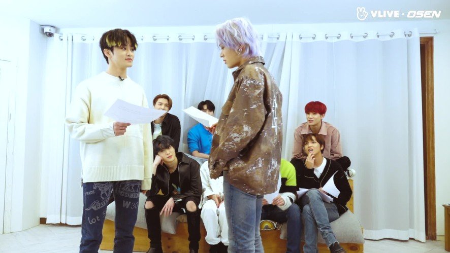 NCT 127's Acting Contest (Caution for Big Funs) #Star Road 05