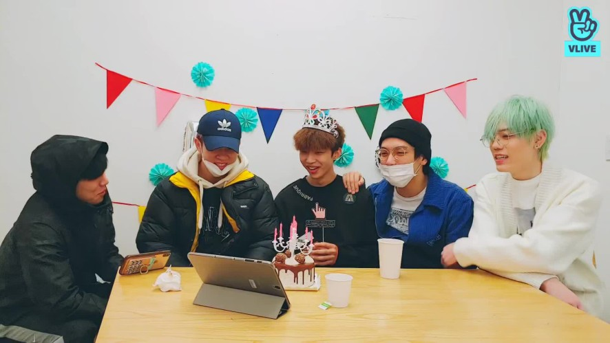 🎂Dong Seong's 1st birthday with N.Fia🎂