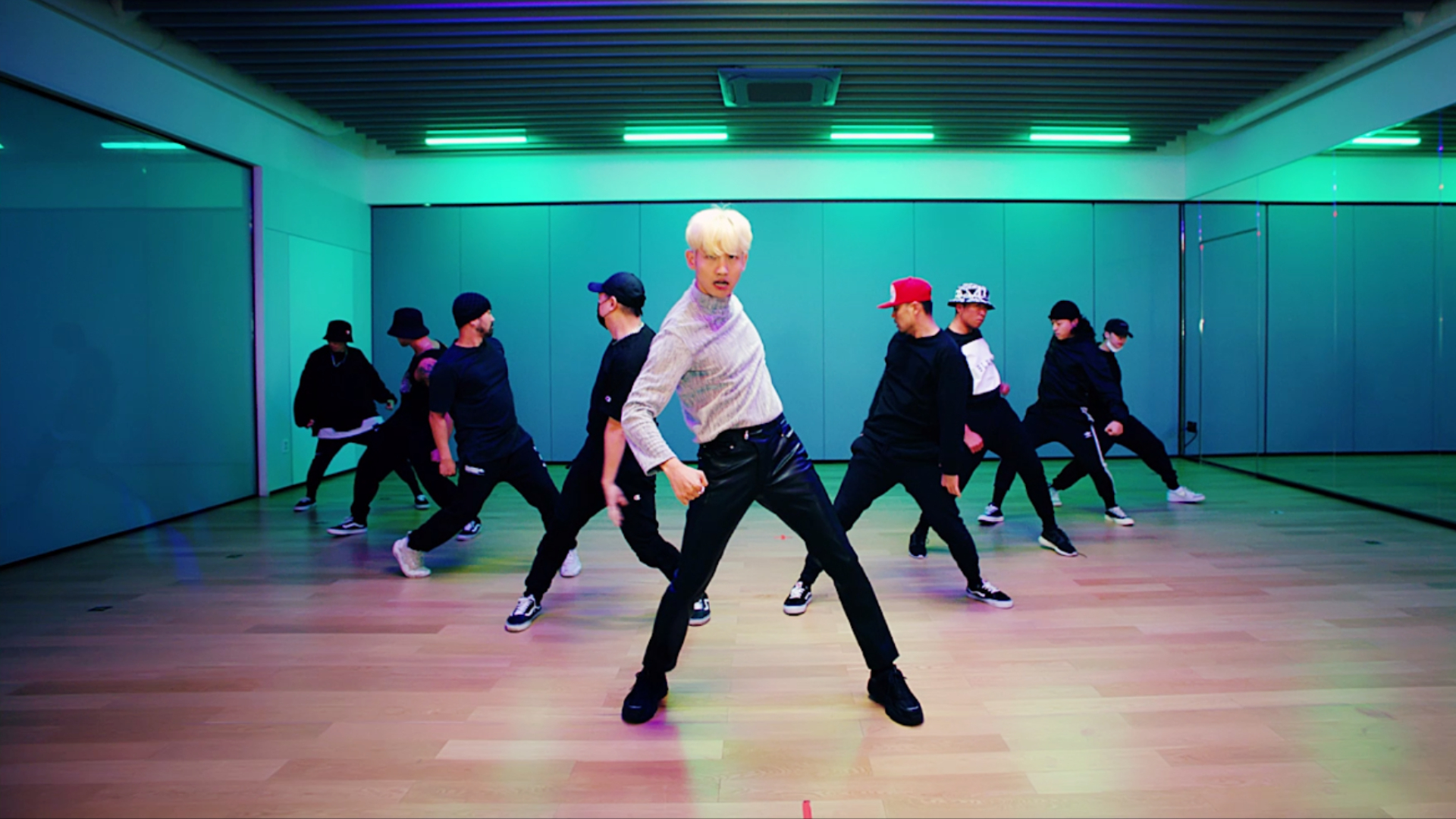 MAX 최강창민 'Chocolate' Dance Practice