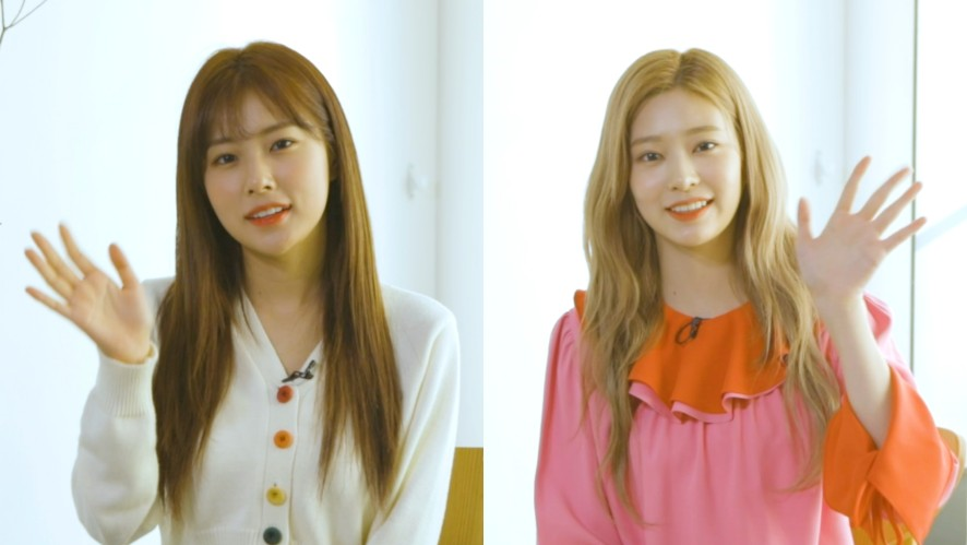 IZ*ONE, What makes Minju & Hyewon cry the most? #Star Road 21