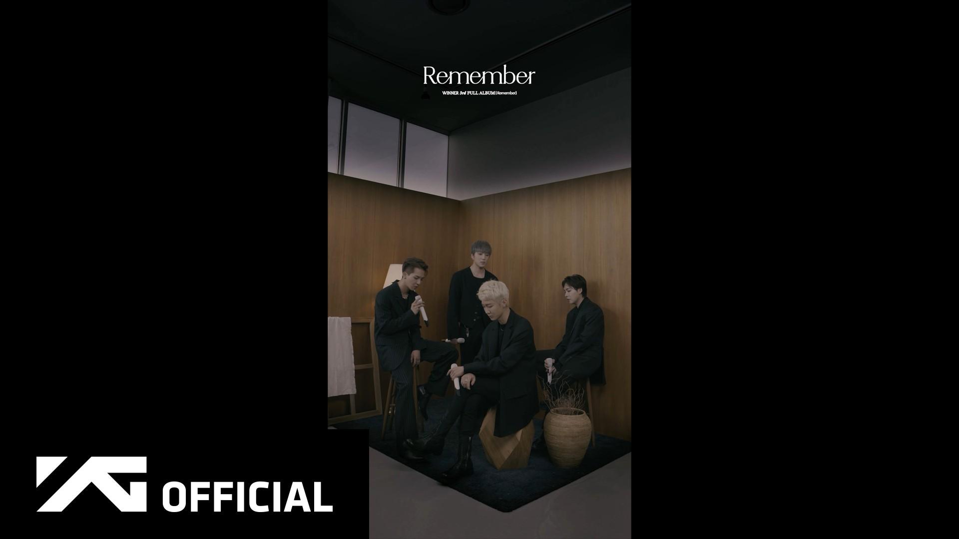 WINNER - 'Remember' LIVE PERFORMANCE (Vertical ver.)