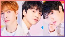 Charades <CRAVITY Allen, Hyeongjun, and Seongmin>
