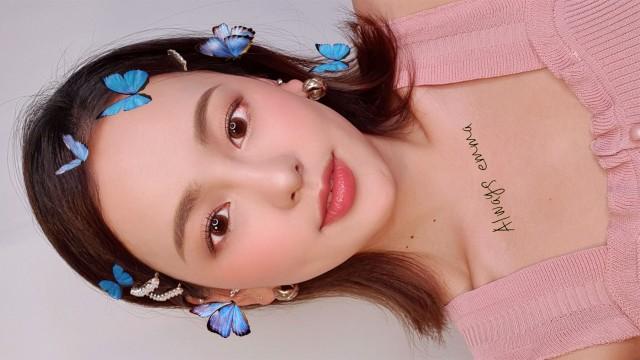 GRWM 엠마의 레알 찐 데일리 메이크업+속쌍 제일 예쁜 눈 화장까지! 레알꿀팁!