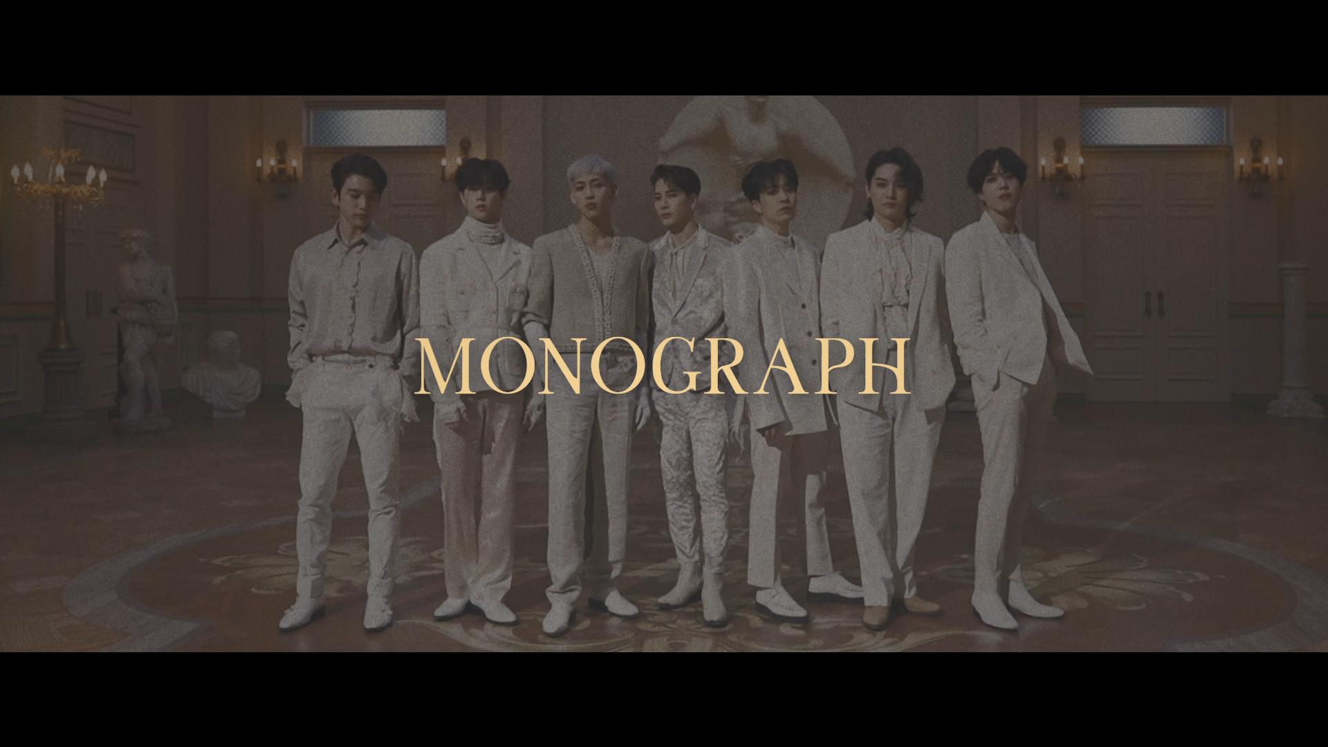 "GOT7(갓세븐) MONOGRAPH ""DYE"" TEASER"