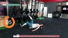 홈트레이닝 여자 유산소 다이어트 운동 쉽게 따라하는 살빠지는 몸만드는 폼롤러운동