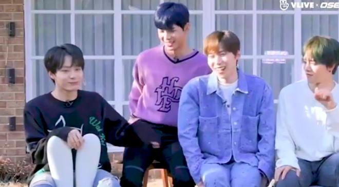 ONEUS 원어스가 폭로하는 멤버들의 성격 #스타로드 02