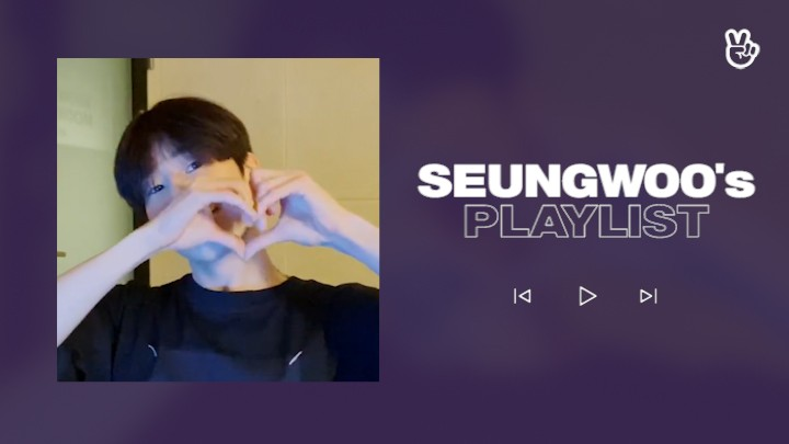 [VPICK! Playlist] VICTON SEUNGWOO's Play List🐰🎶