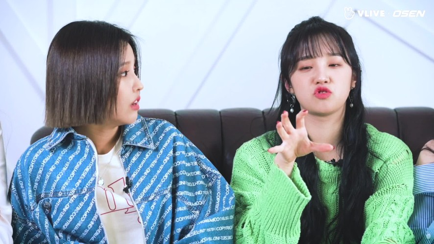 What GIDLE think leader Soyeon is like? #Star Road 02