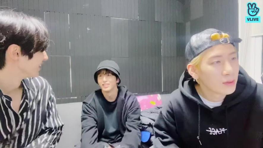❤️신.준.헌의 신중한 메들리 리액션 ㅣMedley reaction
