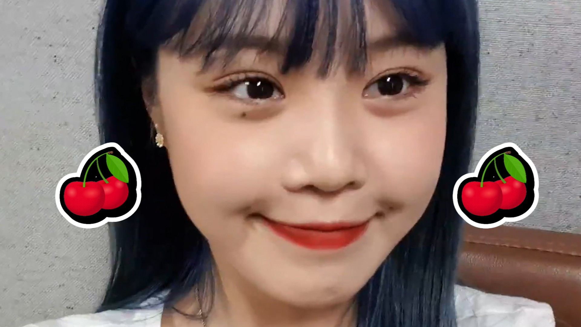 [(G)I-DLE] 묻지도 따지지도 말고 체!리!마!루!요🍒🍦 (SOOJIN talking about her hair color)