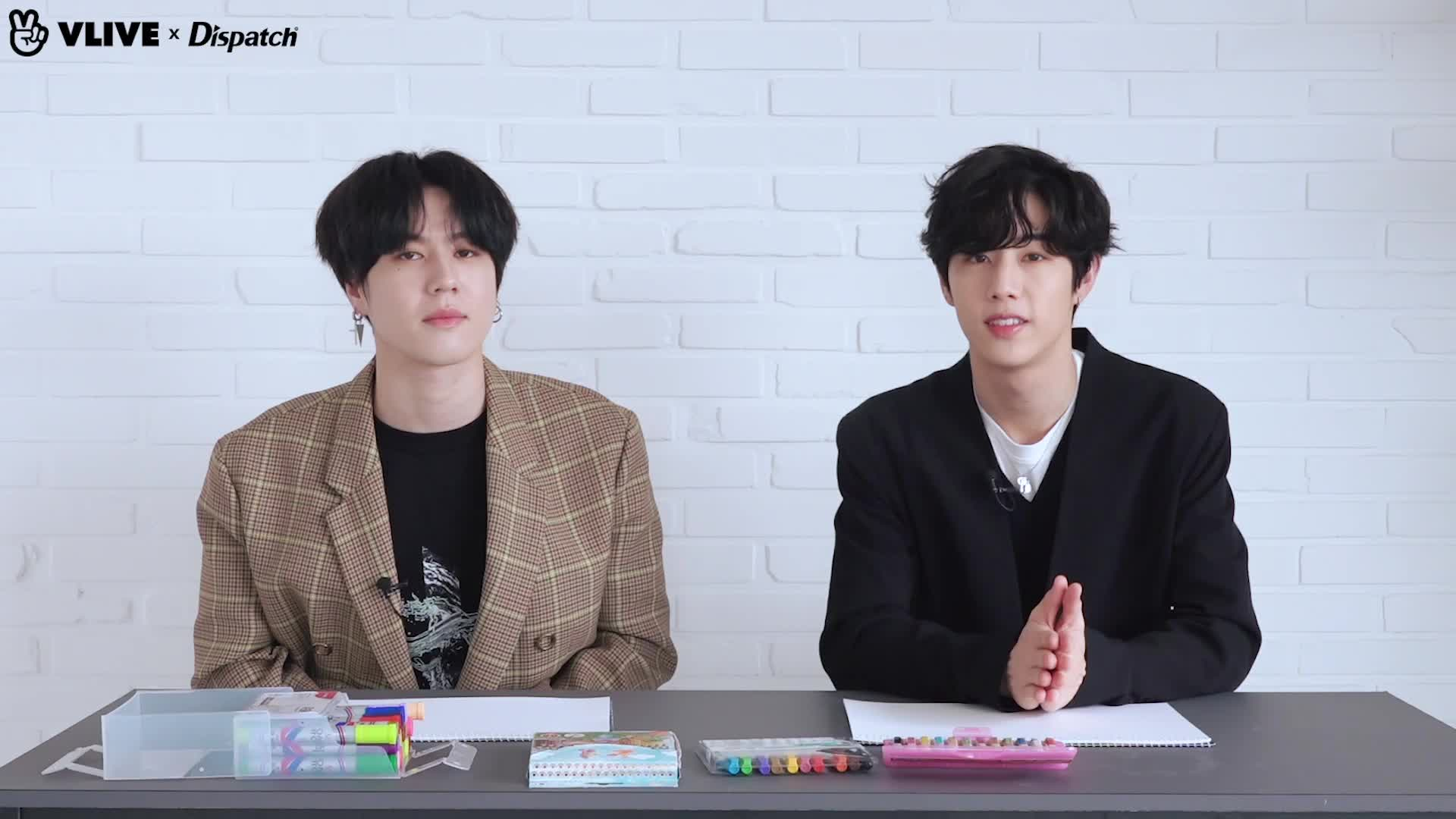 "[ⓓxV] ""참 쉽죠?! 갓커버 사생대회 ②"" (마크, 유겸 : GOT7)"
