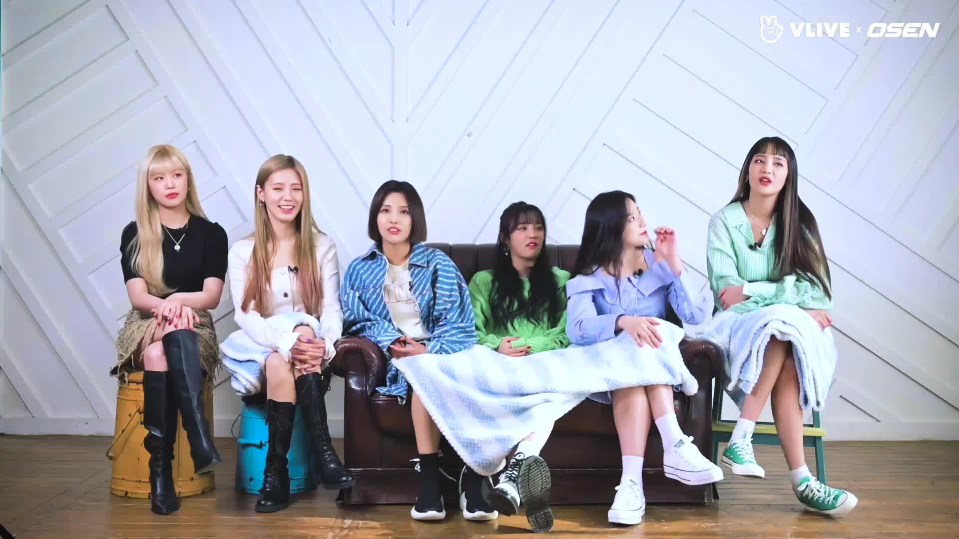 GIDLE (여자)아이들, TMI 대공개하며 '찐' 우정 인증 #스타로드 03