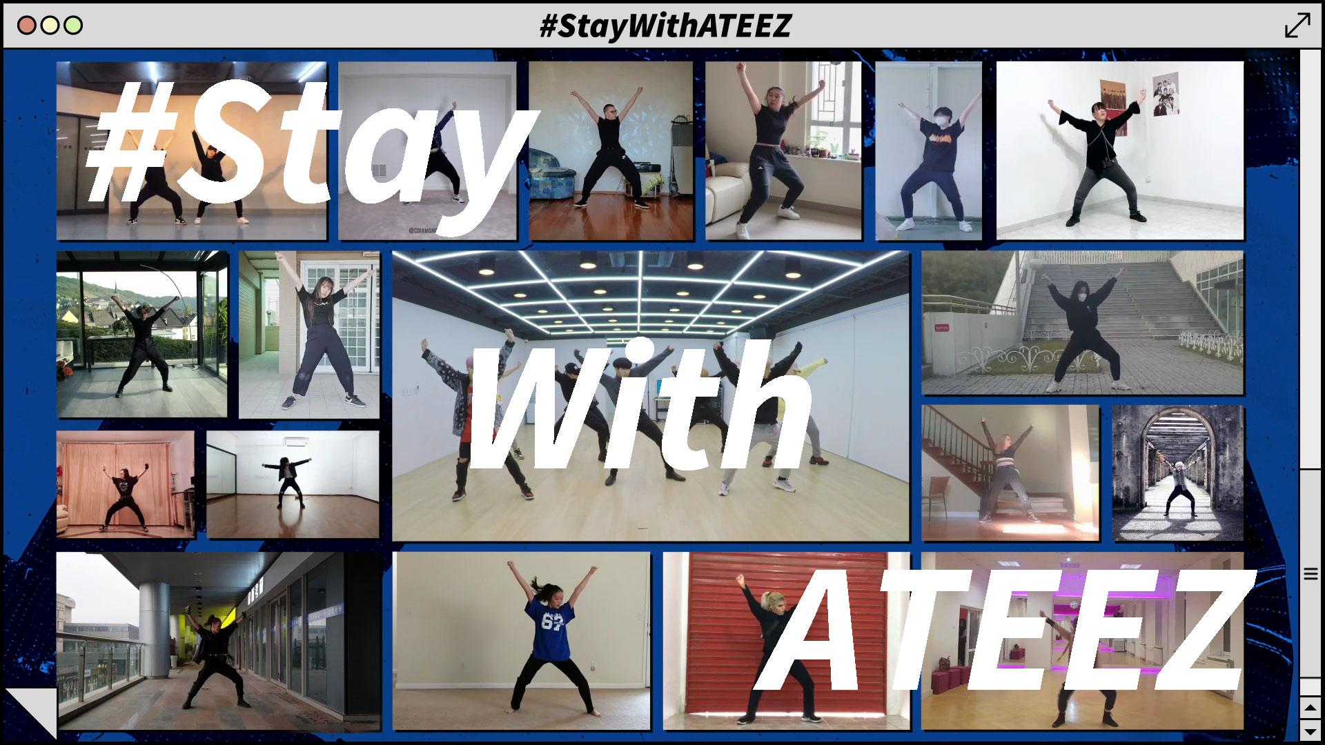 ATEEZ(에이티즈) - 'Answer' (#StayWithATEEZ ver.)