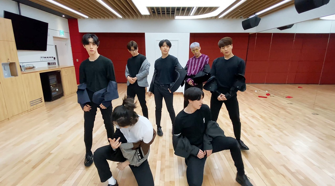 """GOT7(갓세븐) """"POISON"""" Dance Practice"""