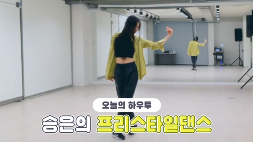[VPICK! HOW TO in V] HOW TO DANCE SEUNGEUN's freestyle dance🎶