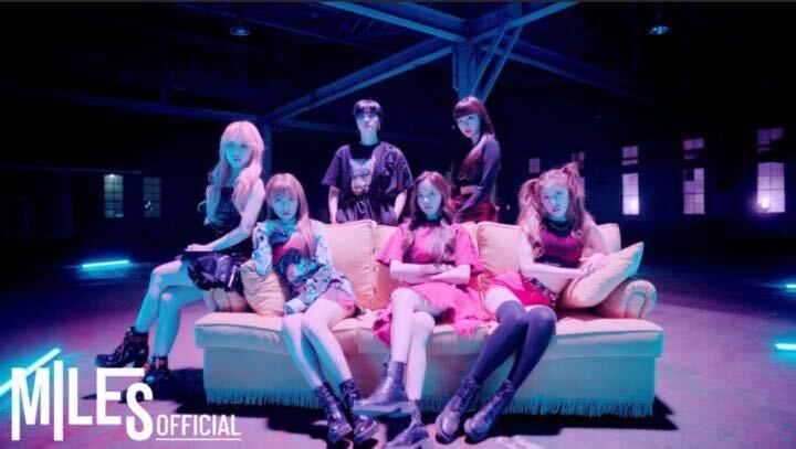 공원소녀 GWSN 'BAZOOKA!' MV