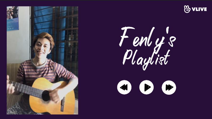 [V PICK!] Fenly's Throwback Hits Playlist 🎸🎶