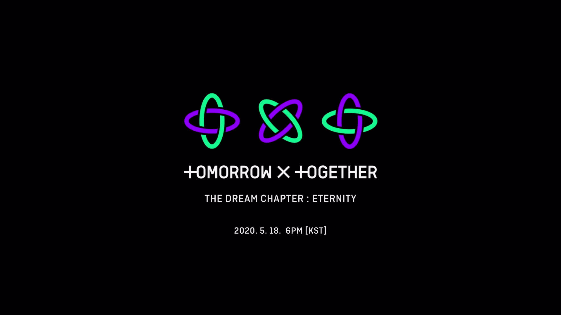 TXT (투모로우바이투게더) - The Dream Chapter: ETERNITY